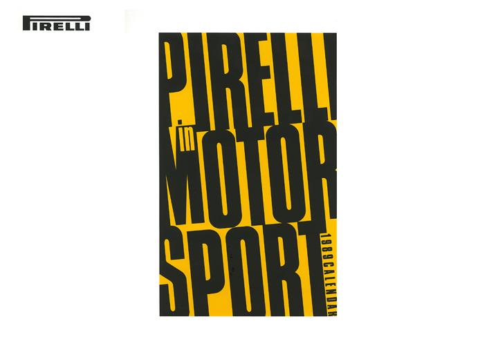 motor sports_カレンダーデザイン_pirelli cover01