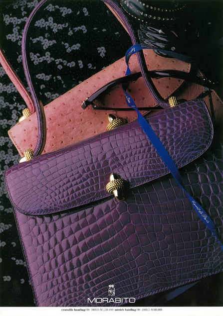 bag collection_カタログ_crocodile