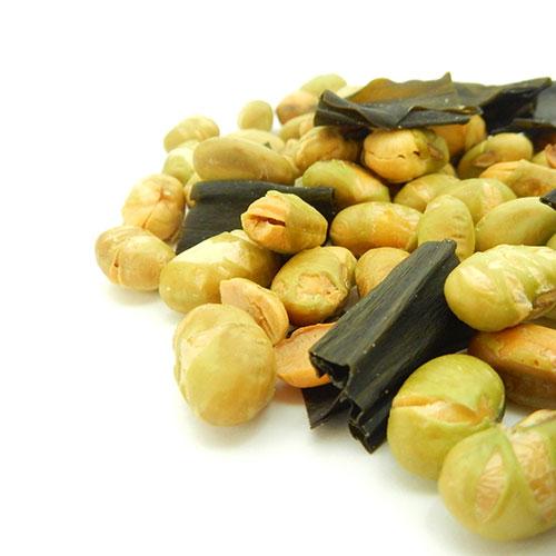 大豆とこんぶ ナッツ 豆屋