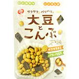 大豆とこんぶ