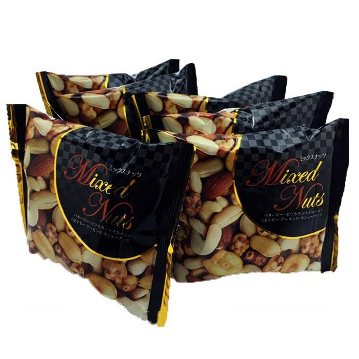 ミックスナッツ 6パック 豆屋