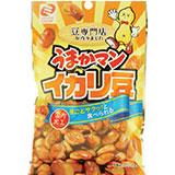 うまかマンのイカリ豆