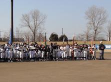 太陽家具杯主催<br>宇部市少年野球競技会