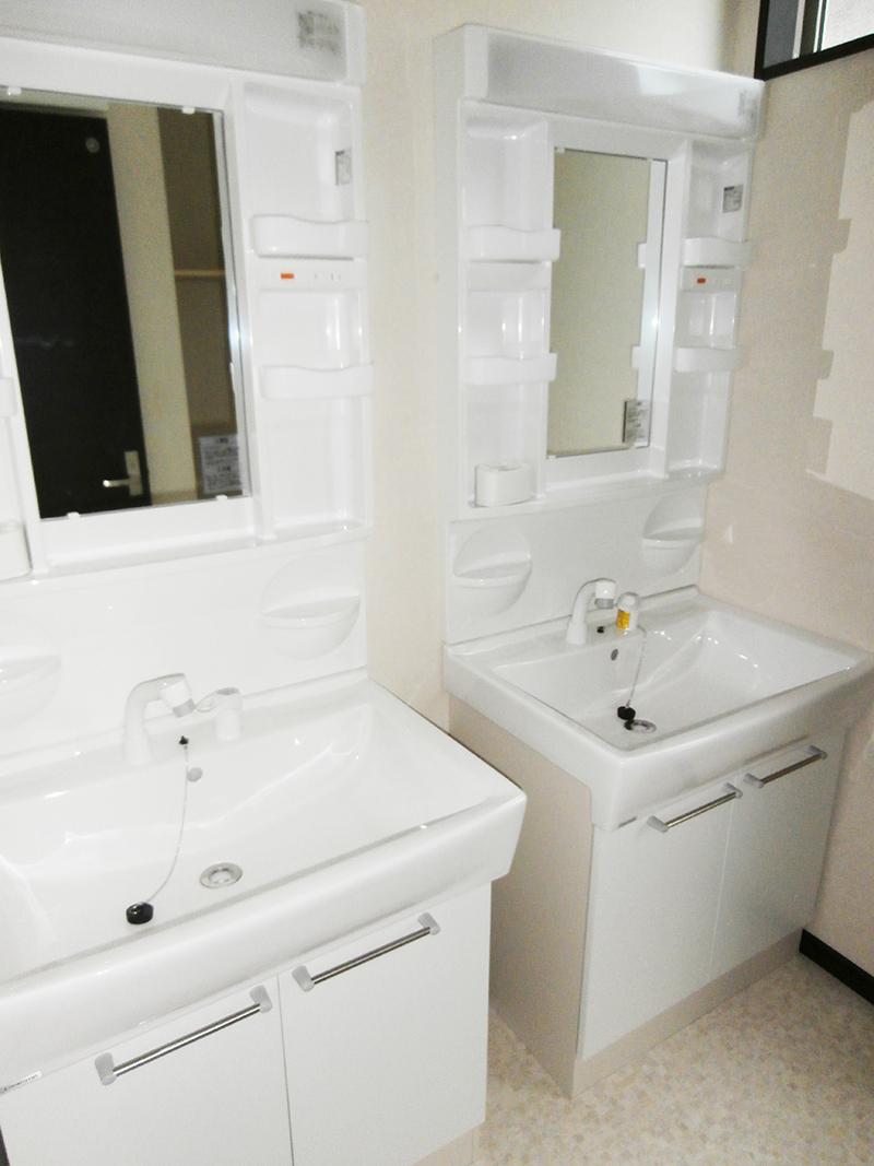 きりしま邸洗面所